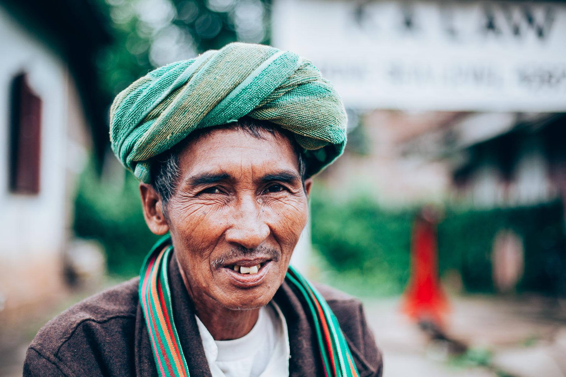 Myanmar smiles – pourquoi tous ces portraits