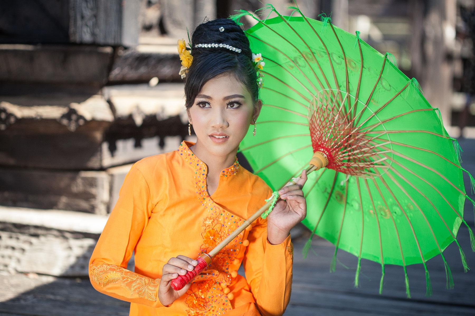 jeune star birmane